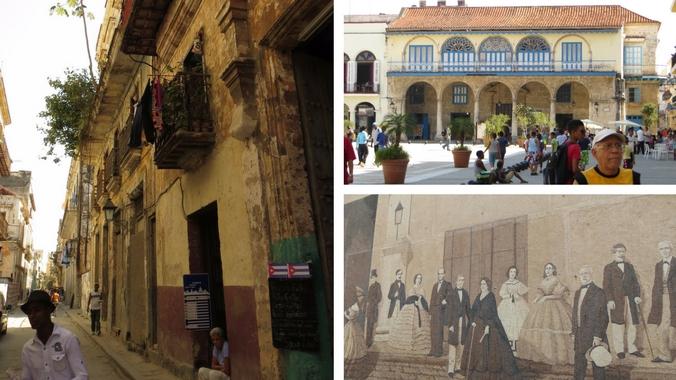 Eindrücke aus Havannas Altstadt