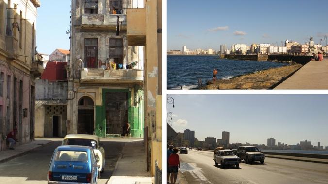 Havannas Sehenswürdigkeit Malecon