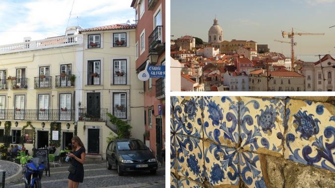 Lissabon Sehenswürdigkeiten Flair