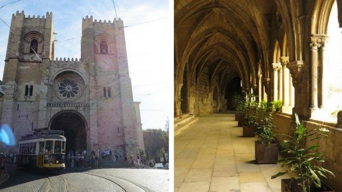 Lissabons Kathedrale