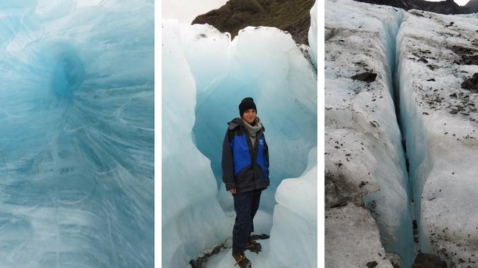 Impressionen vom Fox Gletscher