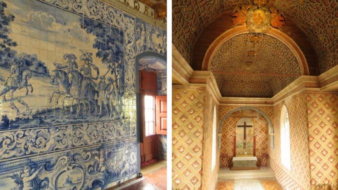 Der Palacio Nacional in Sintra