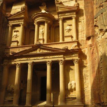 Jordanien Felsenstadt Petra