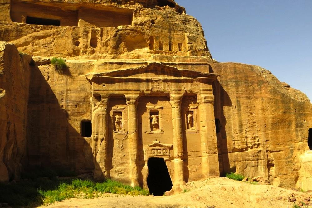 Jordanien Urlaub Erfahrung Petra