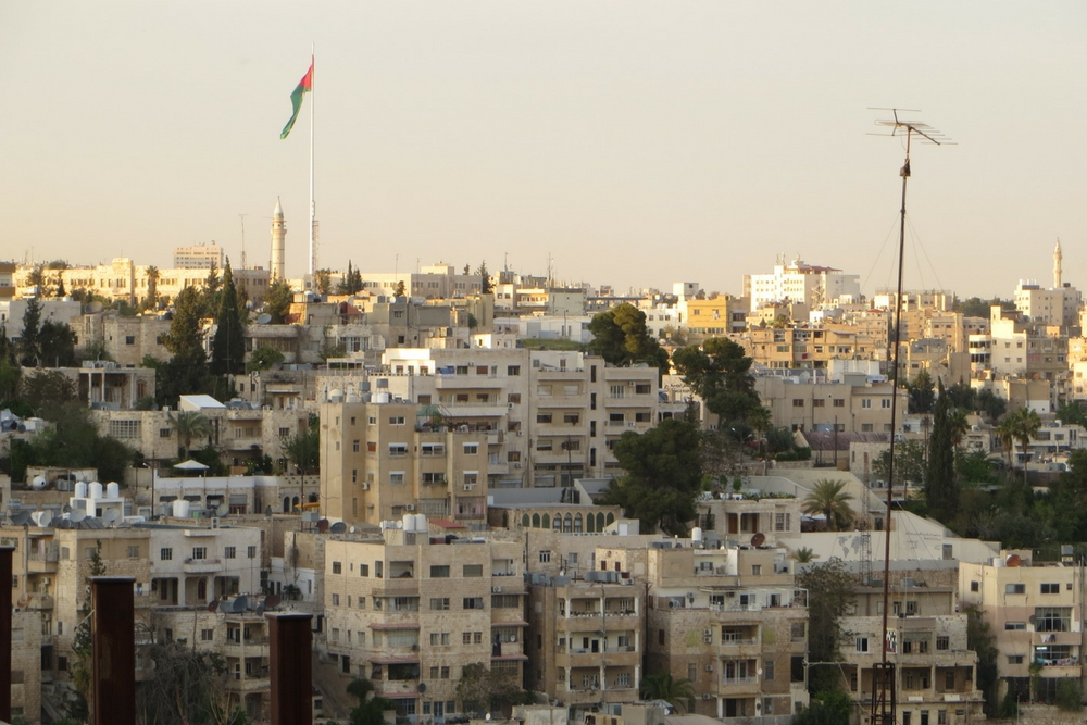 Jordanien Sehenswürdigkeiten Amman