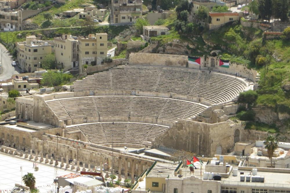 Jordanien Römisches Theater