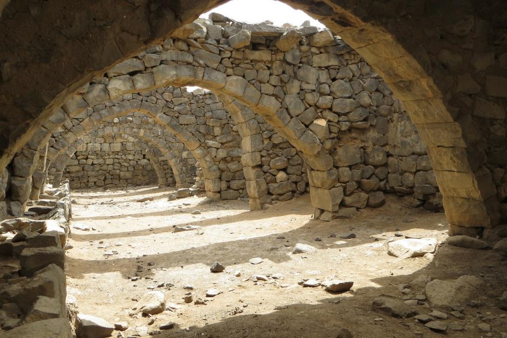 Jordanien Wüstenschloss Azraq
