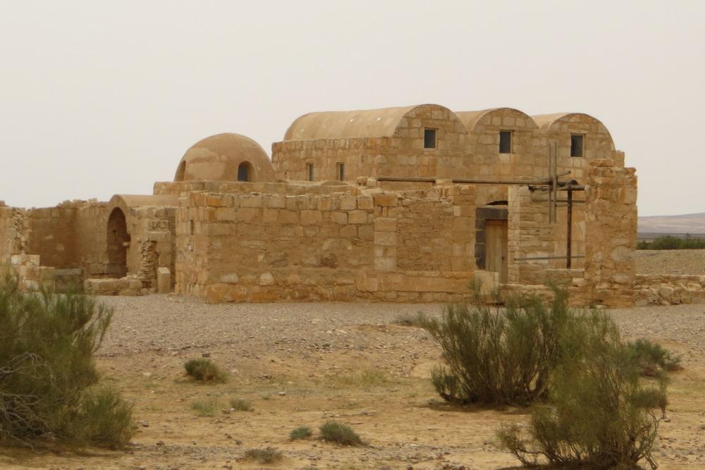 Jordanien Sehenswürdigkeiten Amra