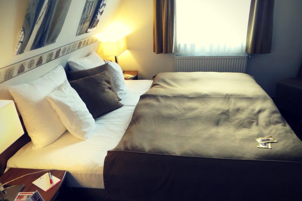 Hotel Scheelehof Stralsund Zimmer