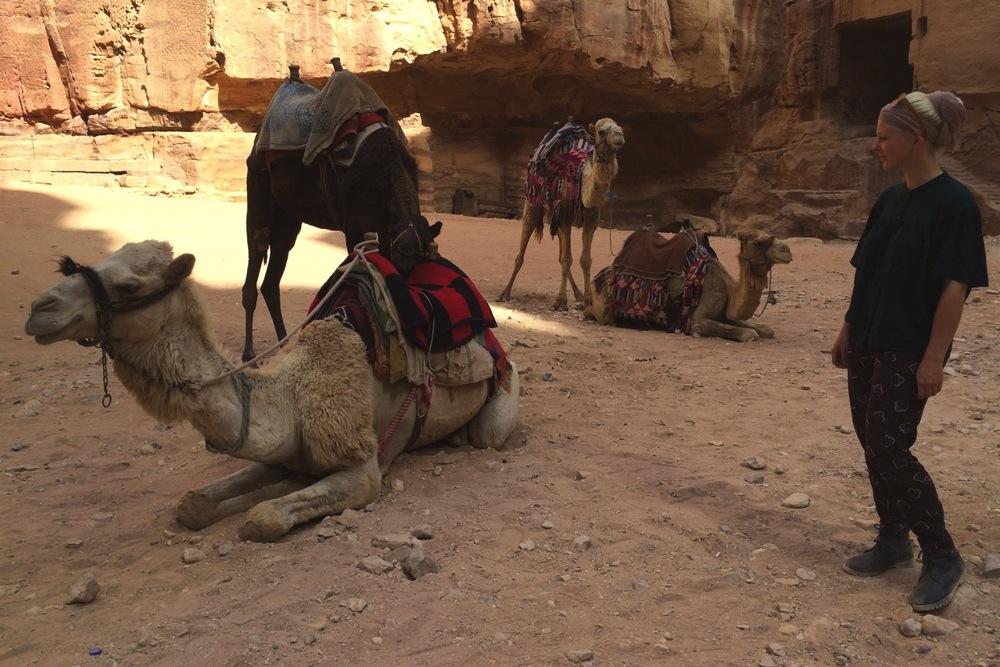 Jordanien gefährlich Esther