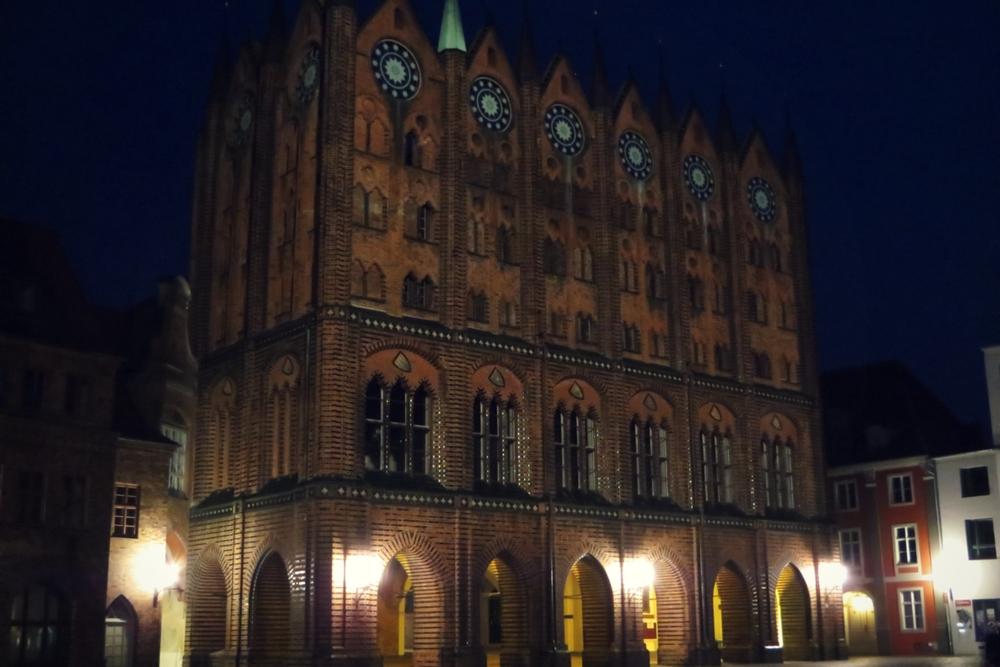 Rathaus Stralsund
