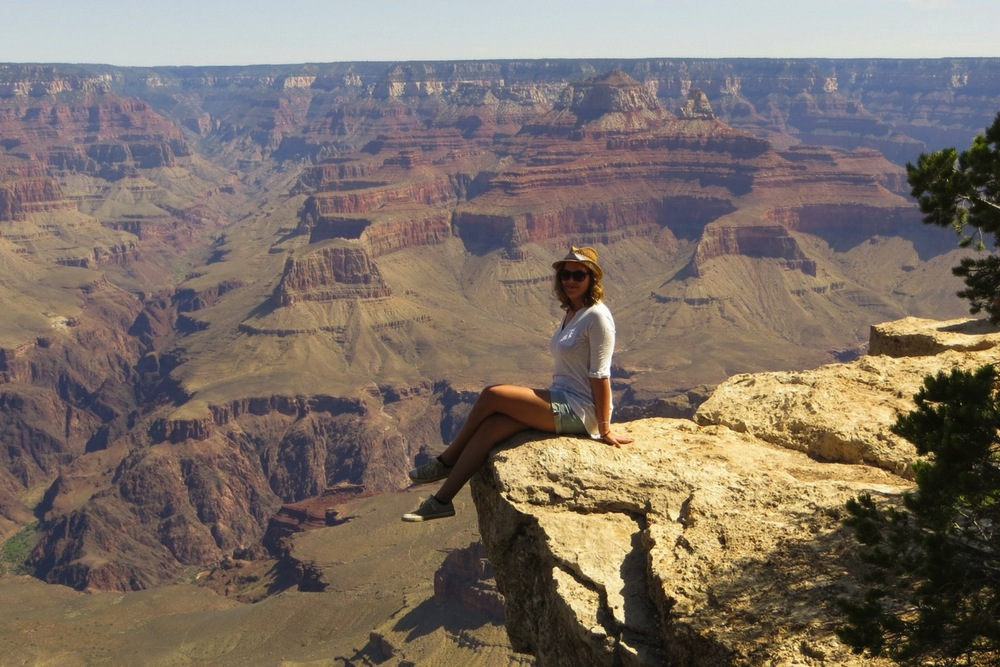 Kalifornien Urlaub mit Grand Canyon