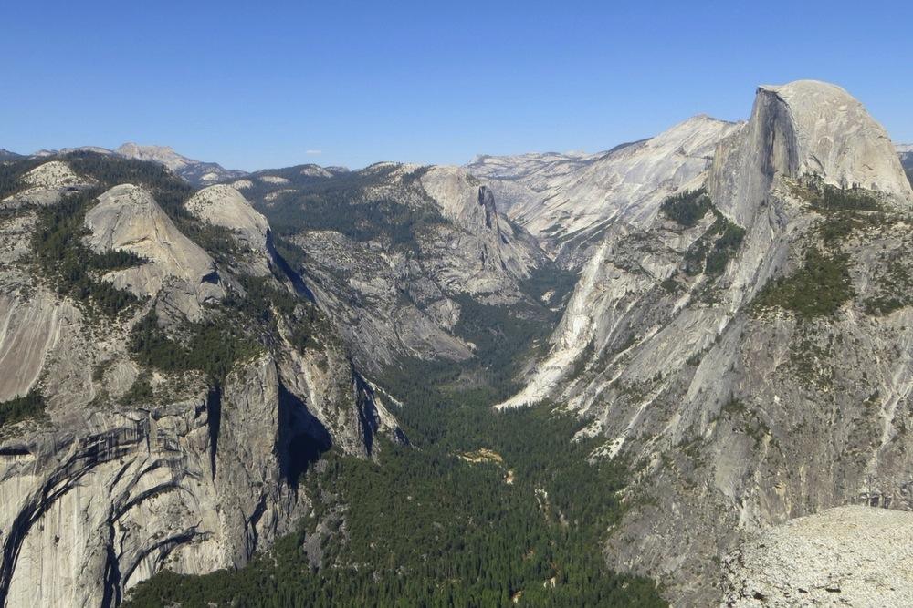 Yosemite Park Half Dome
