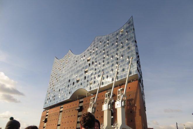 Hamburg Elbphilharmonie Fähre