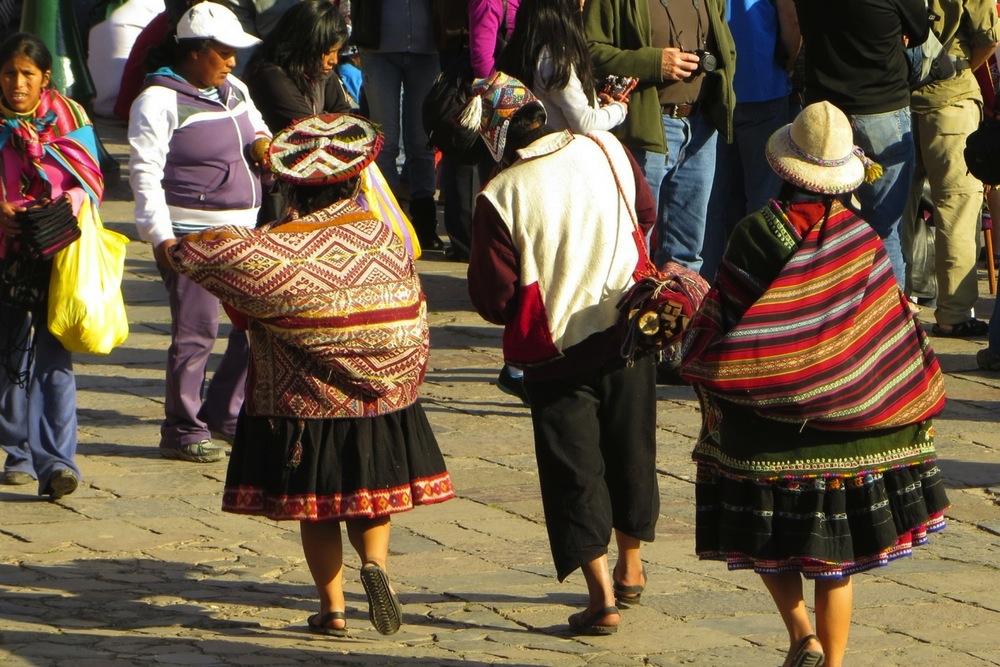 Peru Sehenswürdigkeiten Rundreise Cusco