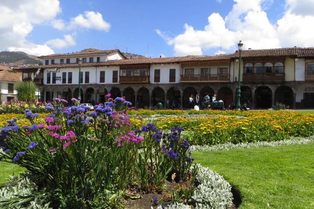 Peru Cusco Sehenswürdigkeiten
