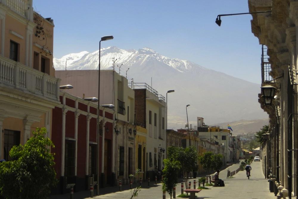 Peru Arequipa Misti