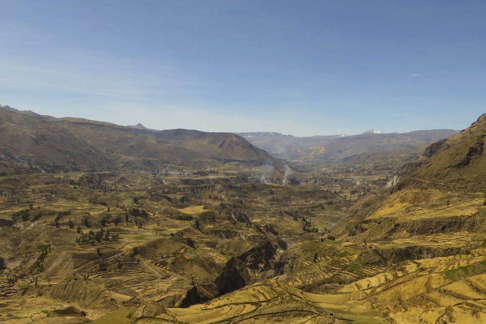 Peru Sehenswürdigkeiten Landschaft
