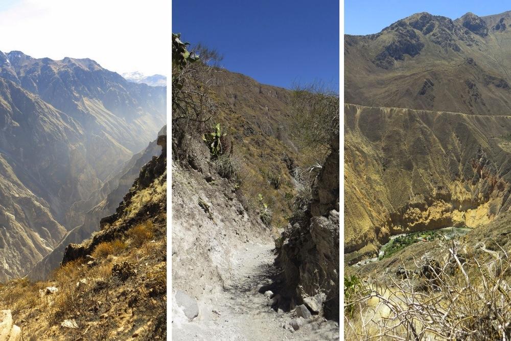Colca Canyon Wanderung