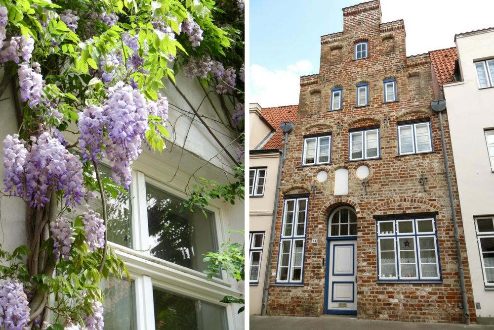 Lübeck Häuser