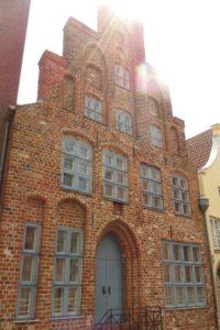Lübeck Giebelhäuser