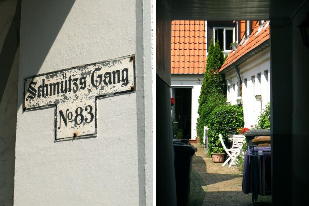 Schmützs Gang Lübeck