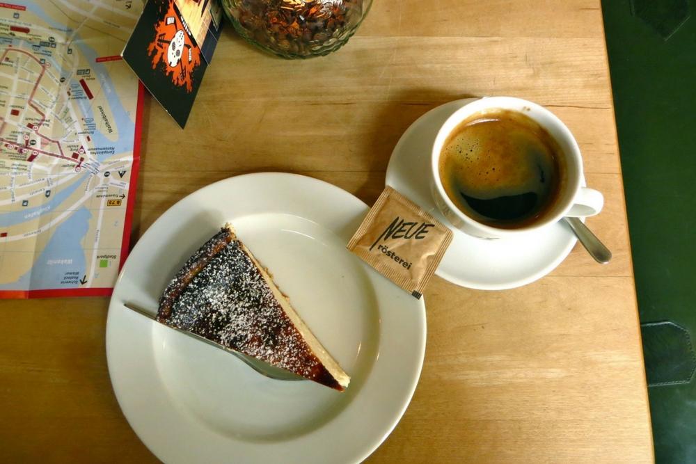 Lübeck Neue Rösterei Cafe