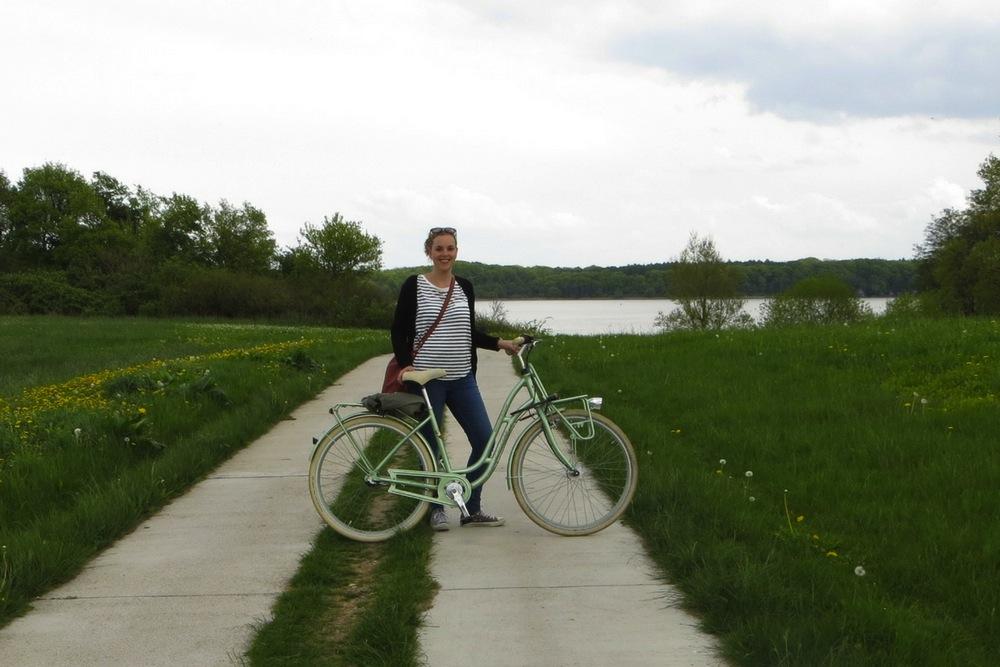 Radtour um den Schweriner See