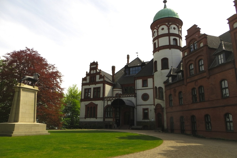 Schloss Wiligrad Radtour um den Schweriner See