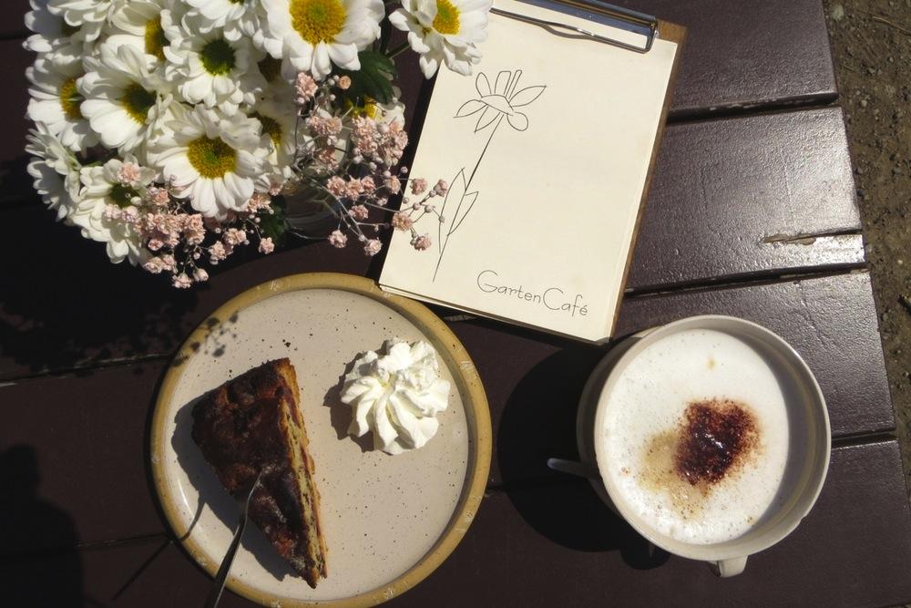 Schloss Wiligrad Garten Cafe