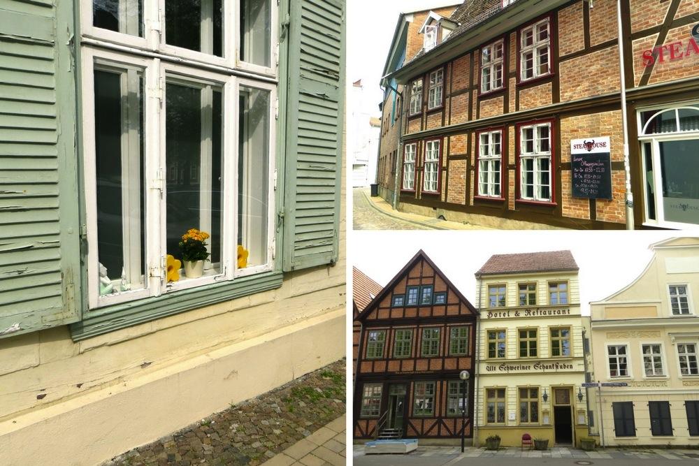 Schwerin Sehenswürdigkeiten Altstadt