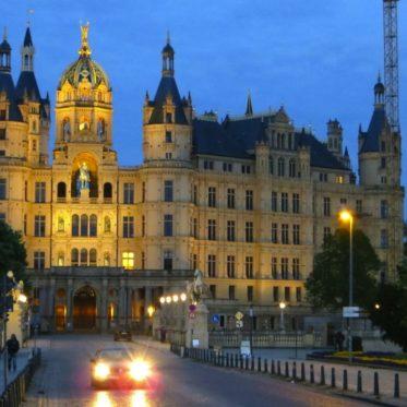 Schwerin Sehenswürdigkeiten Schloss