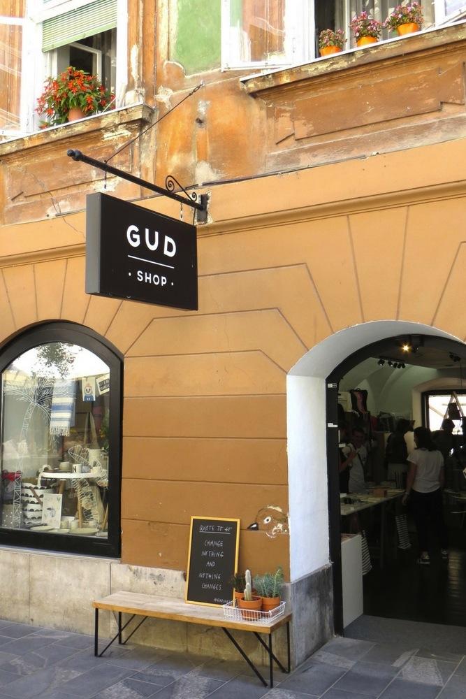 GUD Store Ljubljana Shopping Tipp