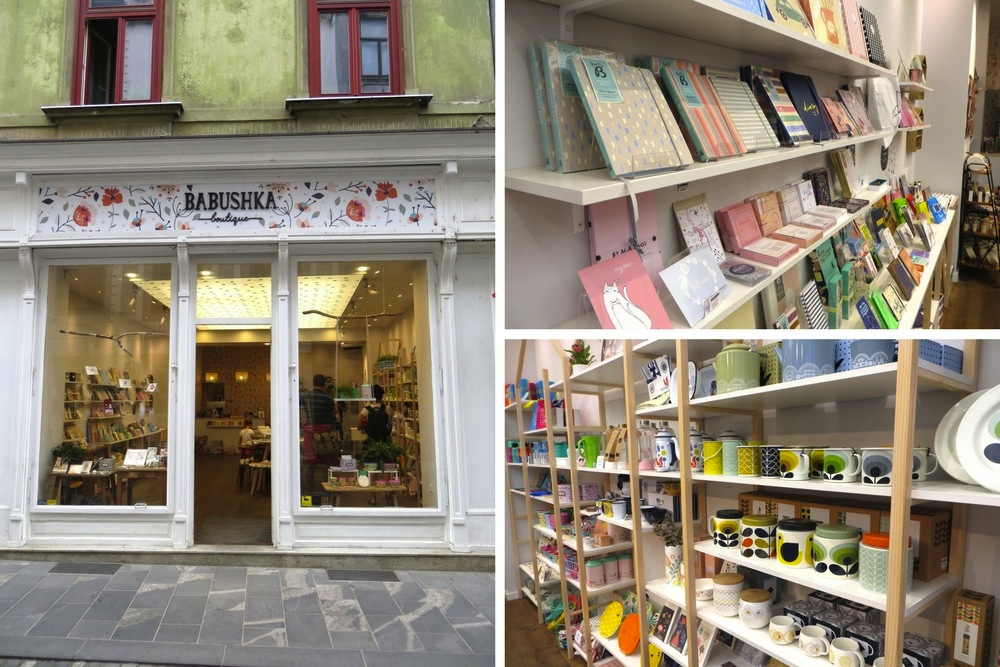 Babushka Boutique Ljubljana