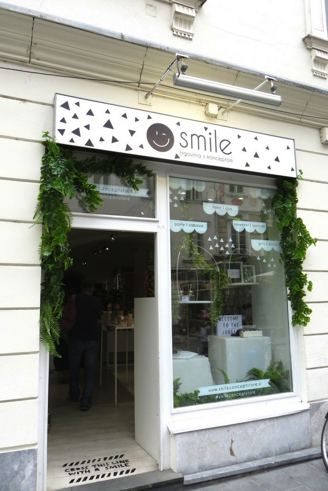 Smile Shop Ljubljana