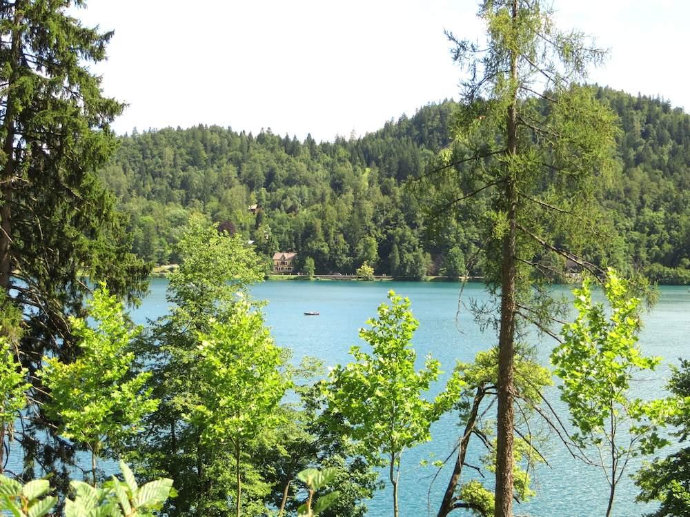 Bled in Slowenien
