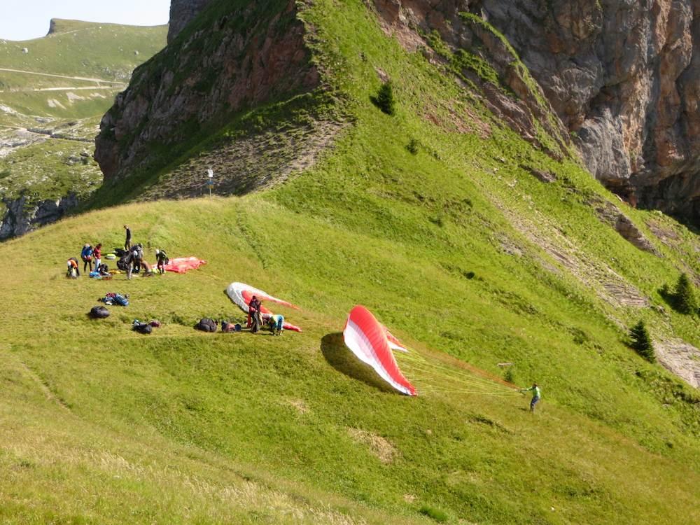 Soca Tal Paragliding