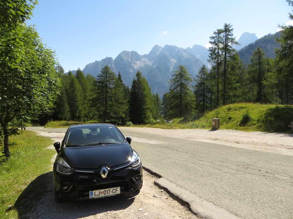Julische Alpen Slowenien