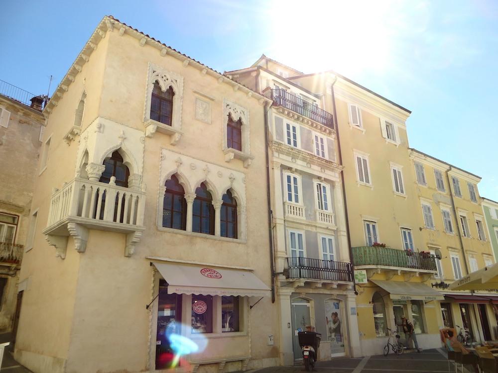 Piran Venezianerhaus