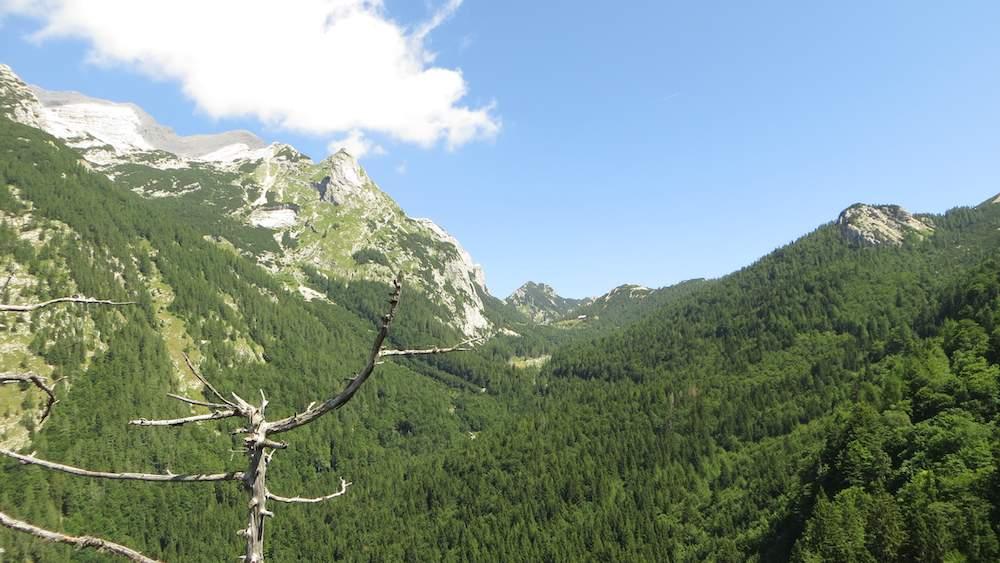 Vrsic Pass Slowenien