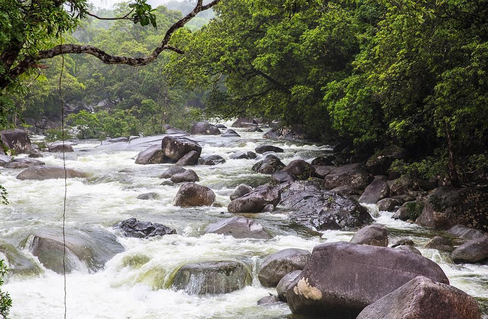 Mossmann River Australien