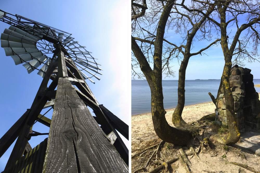 Achterwasser Kurzurlaub Usedom
