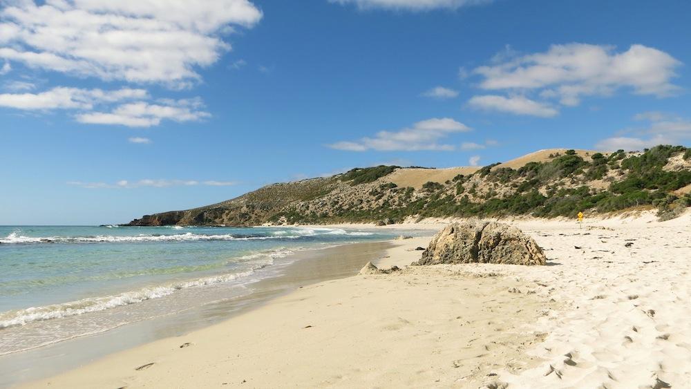 Australien Stokes Bay
