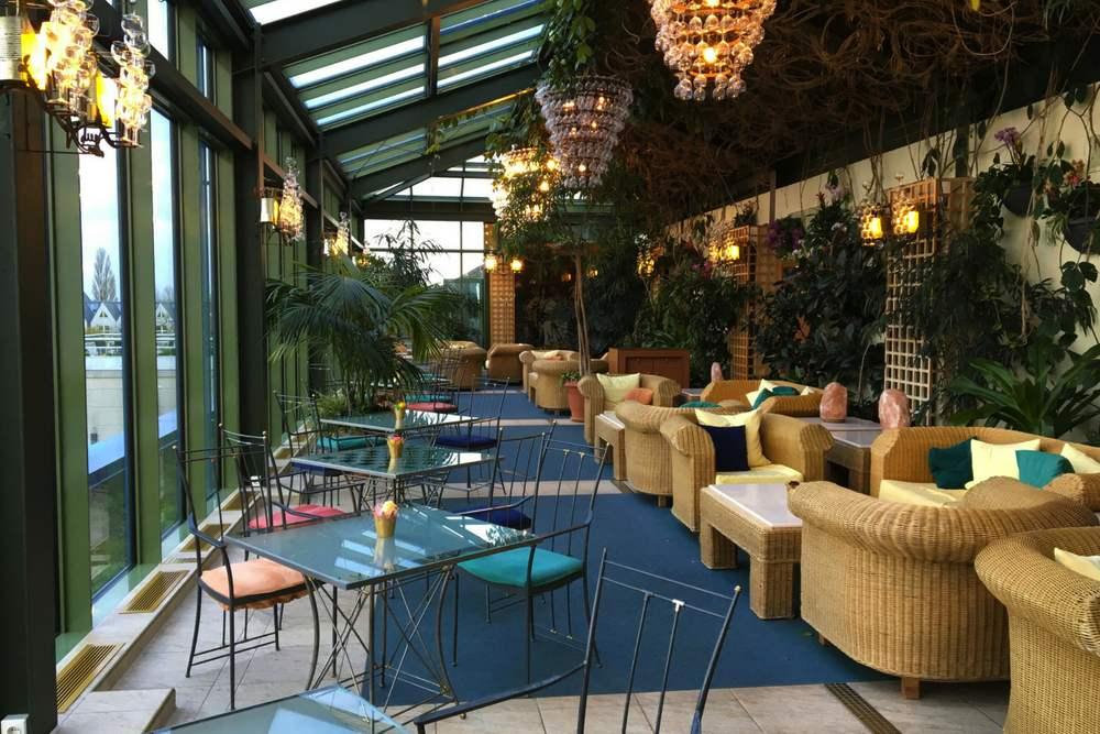 Wintergarten Maritim Hotel Usedom