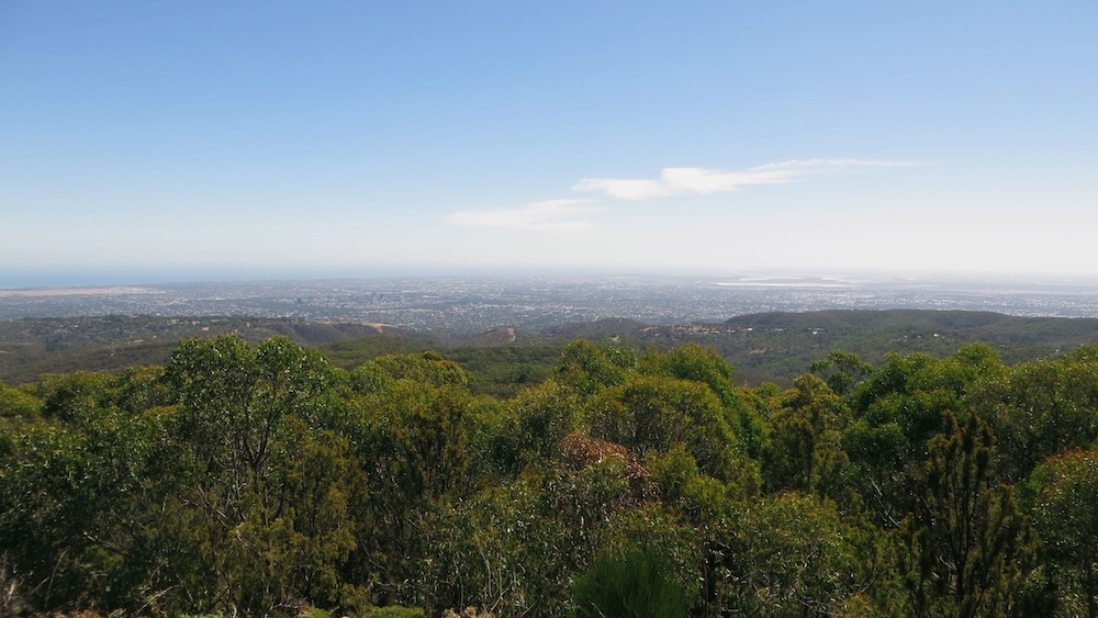 Australien Mt Lofty
