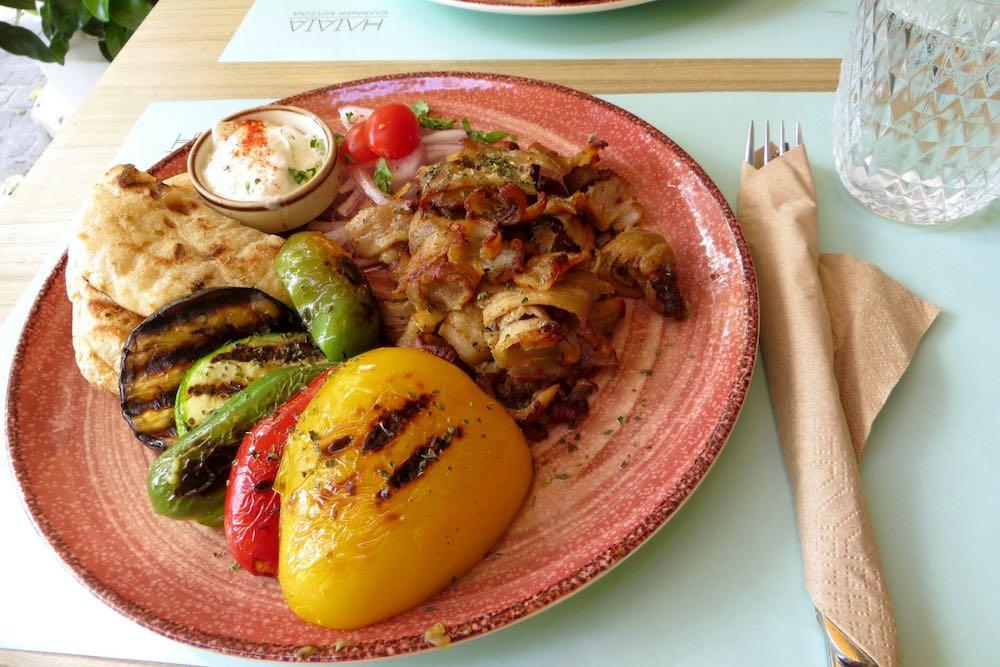 Athen wohin zum Essen