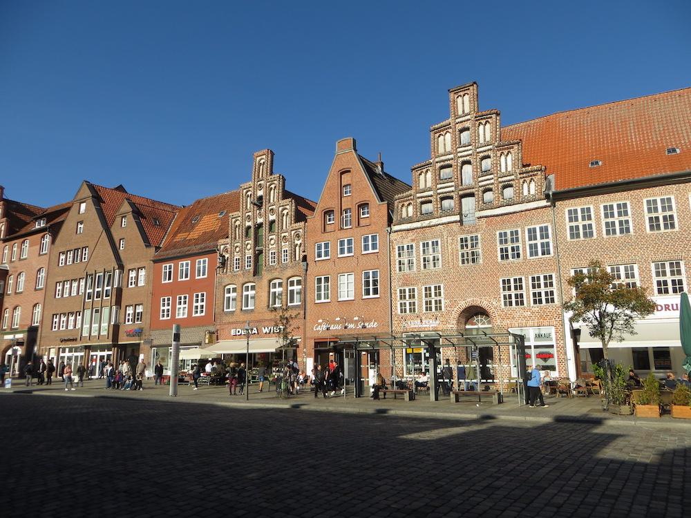 Am Sande Lüneburg Altstadt
