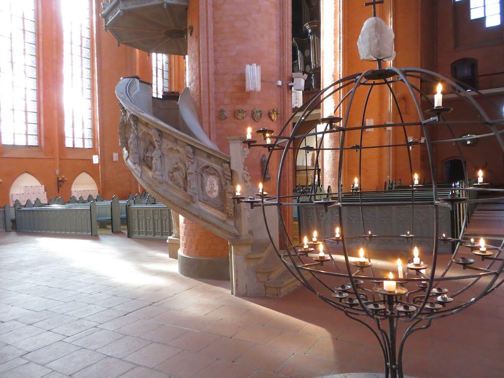 Lüneburg St. Michaelis Kirche innen
