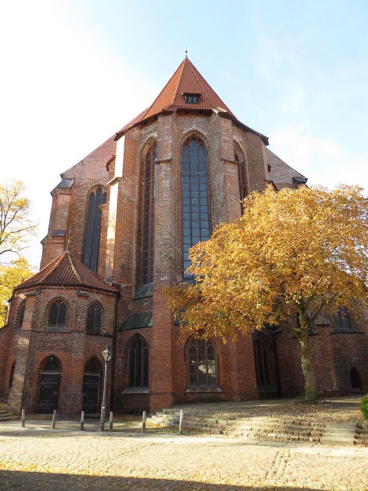 St. Michaelis Kirche Lüneburg