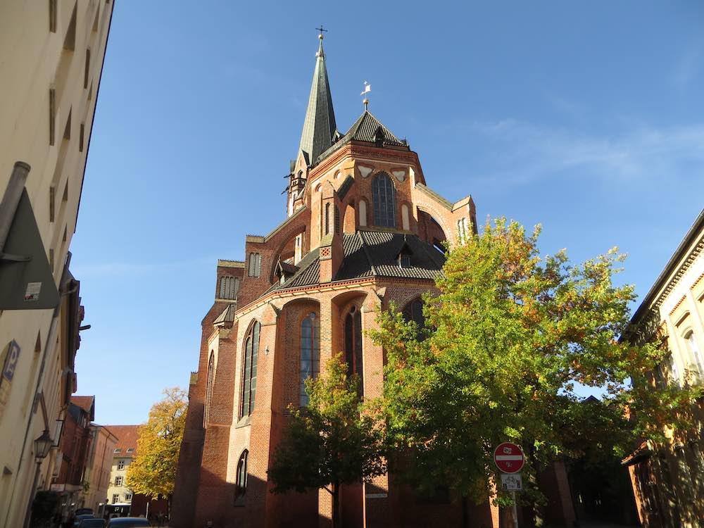 St. Nicolai Kirche Lüneburg